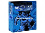 DC Chess Figurine Collection Magazine Binder Eaglemoss